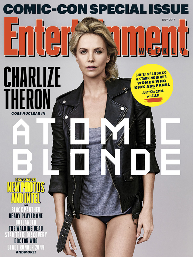 Entertainment Weekly SDCC - DC Comics News