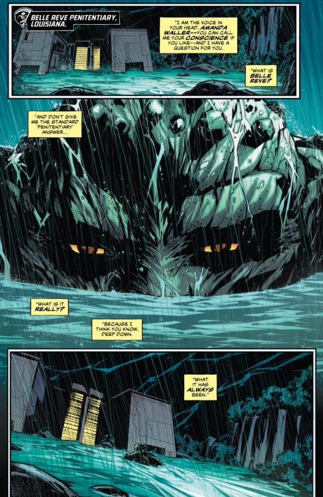 Review: Suicide Squad #24