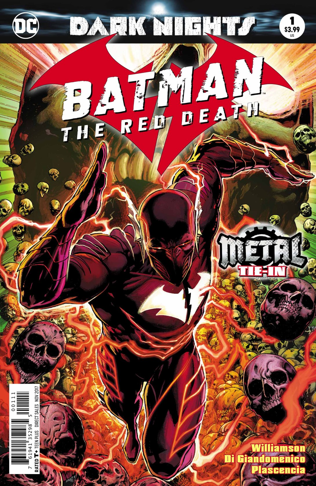 Red Death Cover