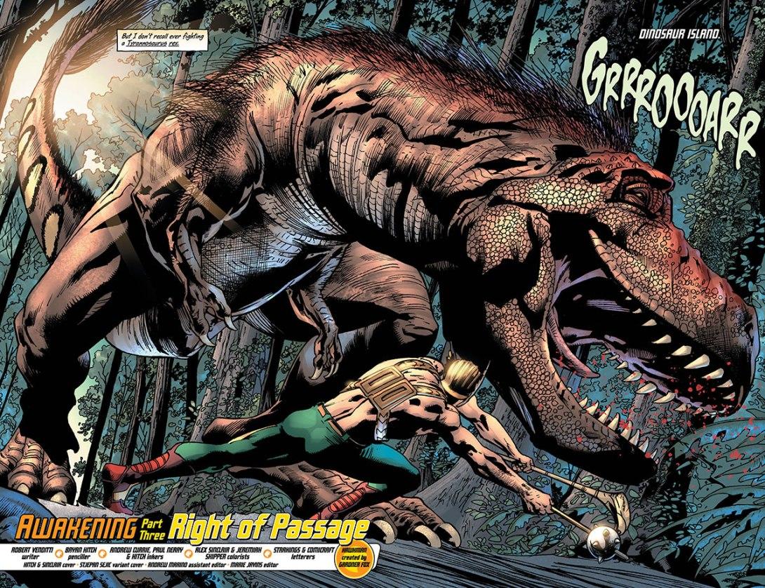 Hawkman 3_2-3 - DC Comics News