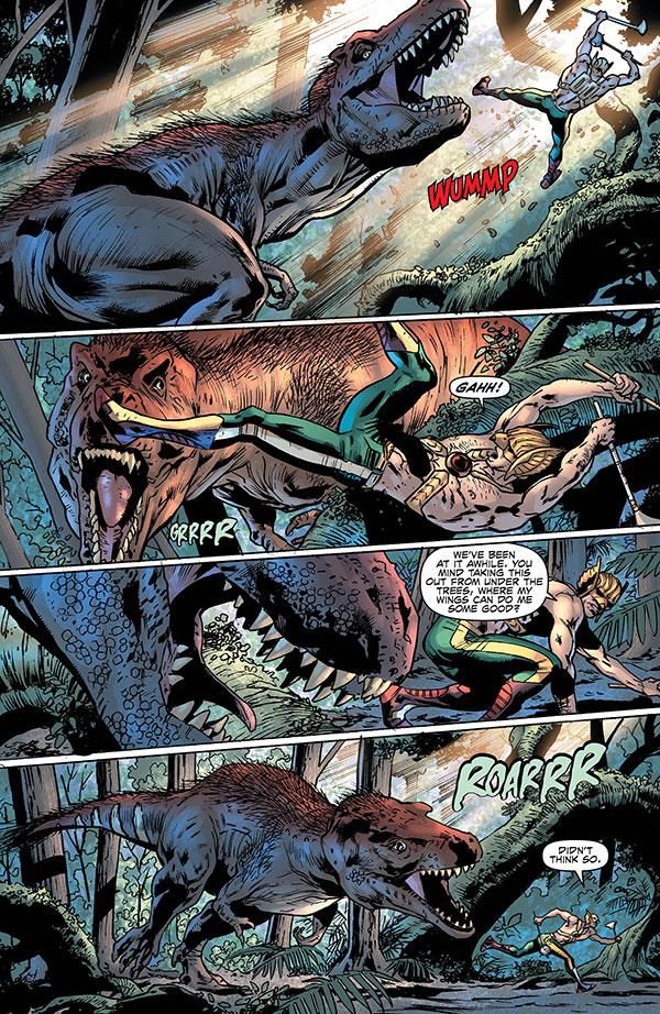 Hawkman 3_4 - DC Comics News