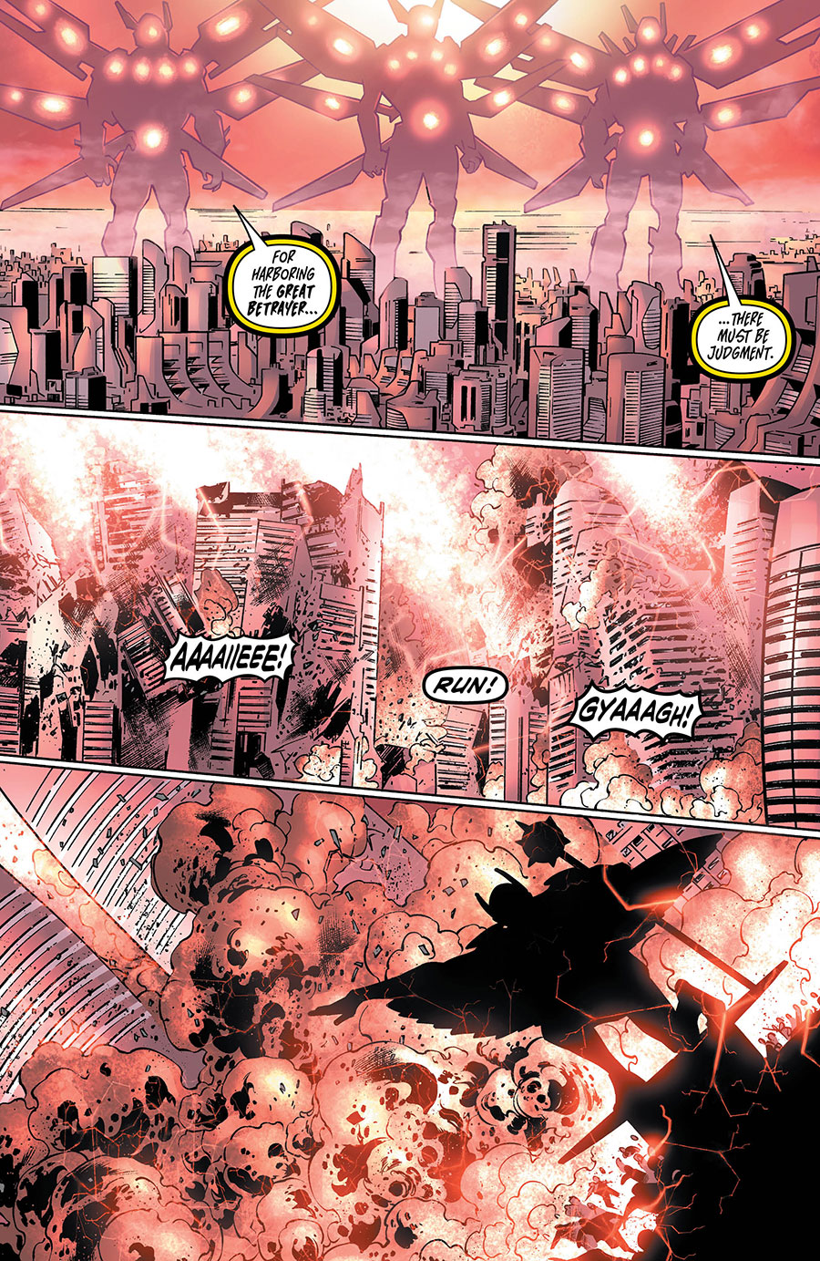 Hawkman 4_4 - DC Comics News
