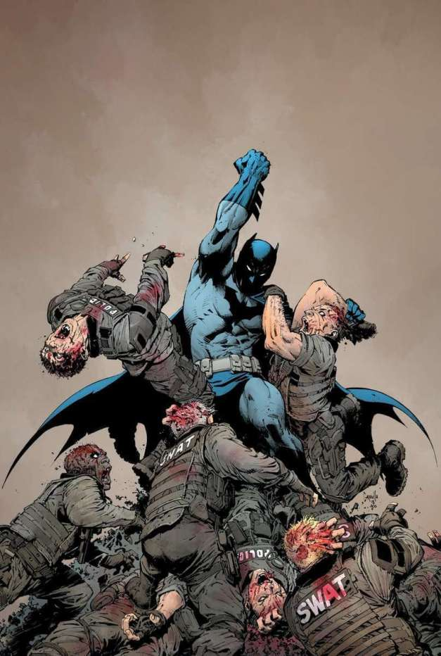 DCeased Cover 1 - DC Comics News