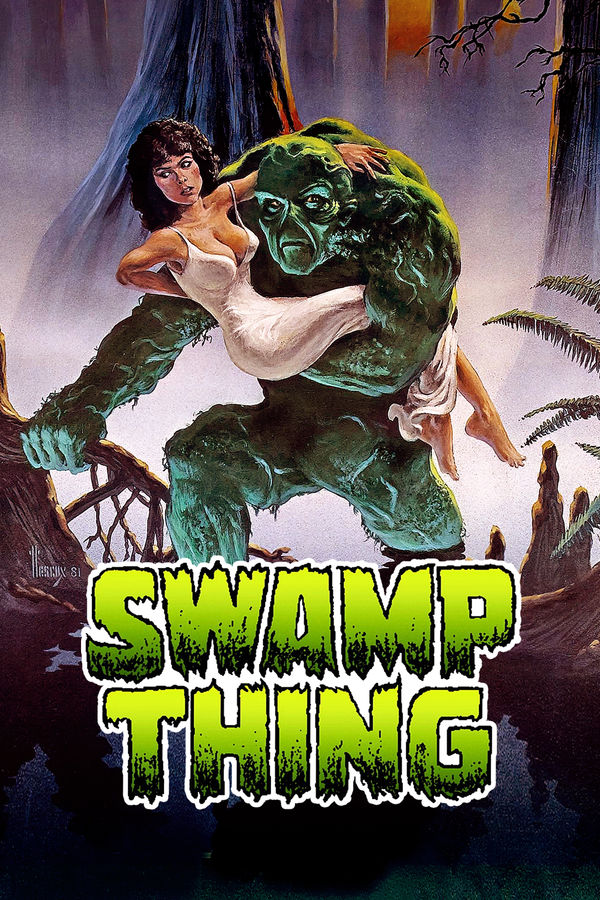 swamp thing series dc comics news