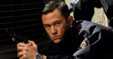 Joseph Gordon-Levitt as John Blake in Christopher Nolan's 'Dark Knight Rises'
