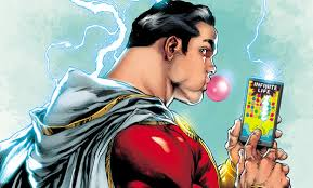 Shazam! #7 pushed back 7 weeks