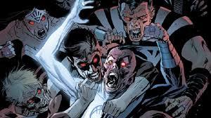 Sinestro taken by the Black Lanterns in Tales of the Dark Multiverse: Blackest Night