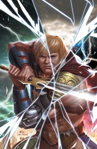 He man and the masters of the multiverse 1 cover