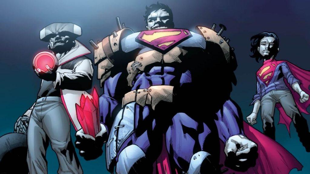 The Terrifics #22 DC Comics News