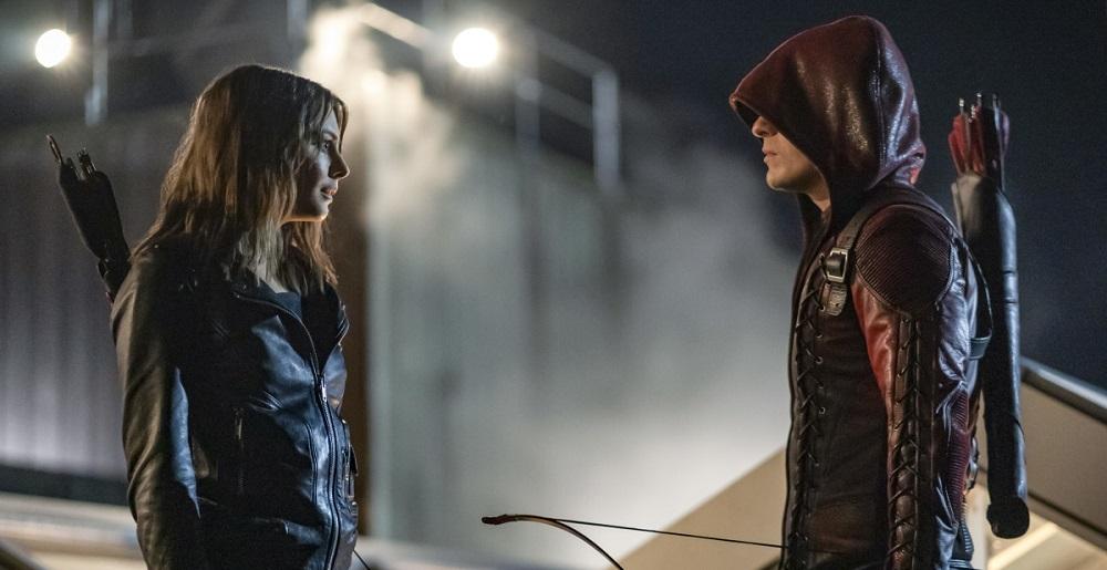 "Arrow 8x10: ""Fadeout"""