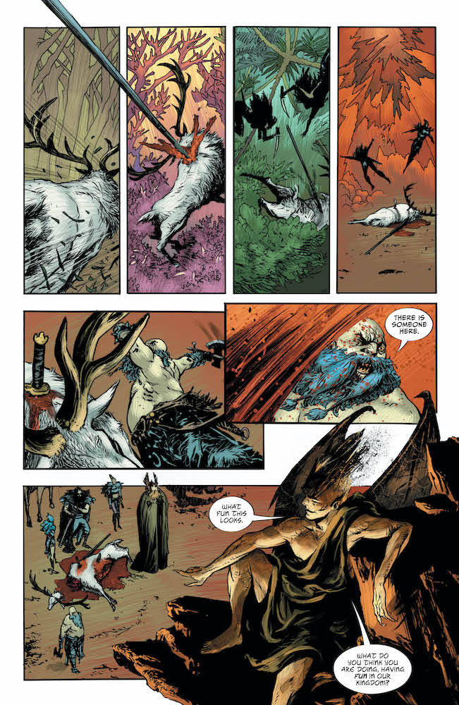 Lucifer: Review #18-Wild-Hunt-Enters-Lucifer's-Realm