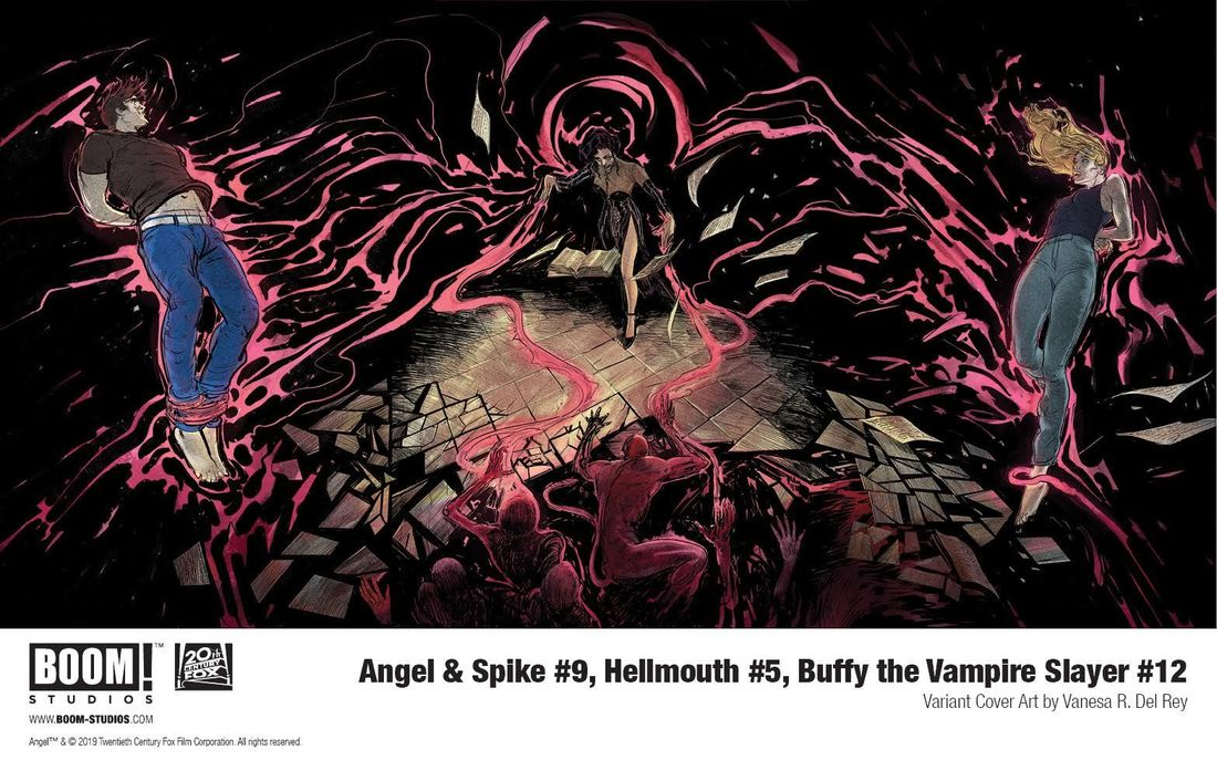 Angel and Spike #9