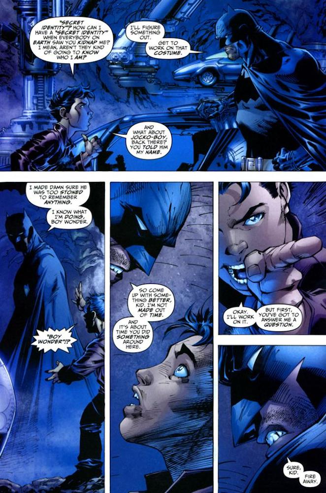 Batman-Robin-Batcave