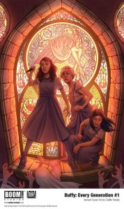 Buffy the Vampire Slayer: Every Generation #1