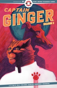 Captain Ginger Season Two #3