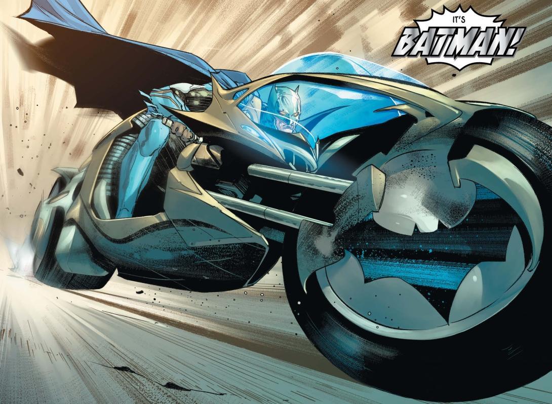 Batman #96