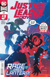 Review-Justice-League-Odyssey-23-Cover Image