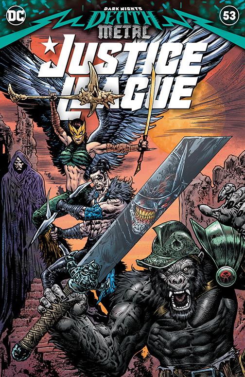 Doom Metal DC Comics News