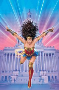 Wonder Woman 84 Movie Tie In #1