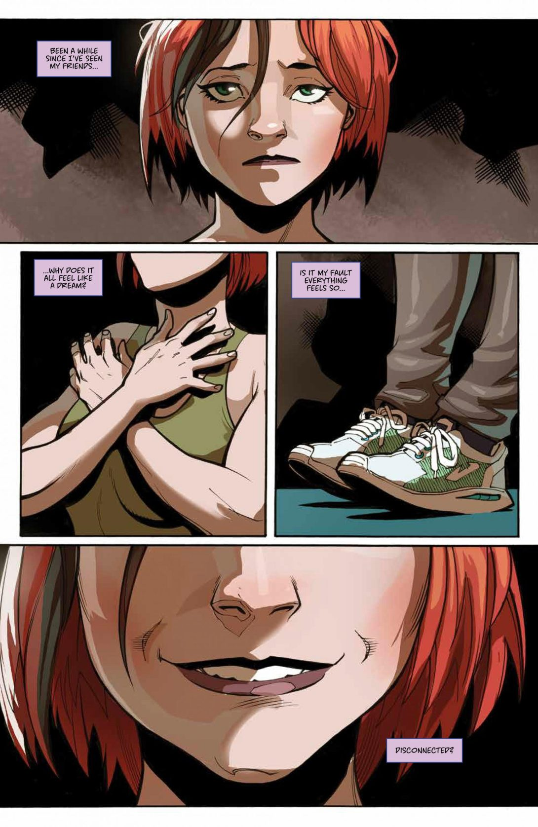 Buffy the Vampire Slayer #18