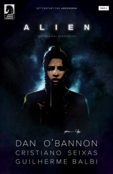 Alien-The Original Screenplay #4