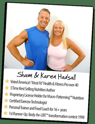 Shaun & Karen Hadsall