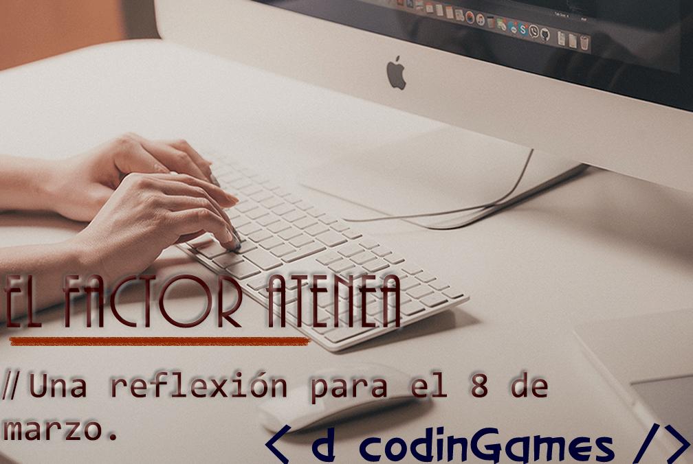 dcodinGames - El factor Atenea