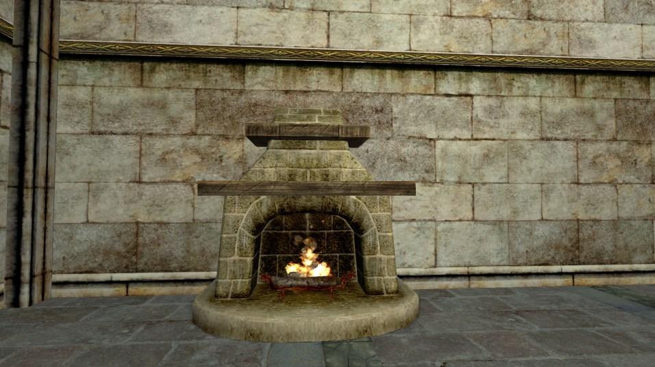 cheminée en pierre 2