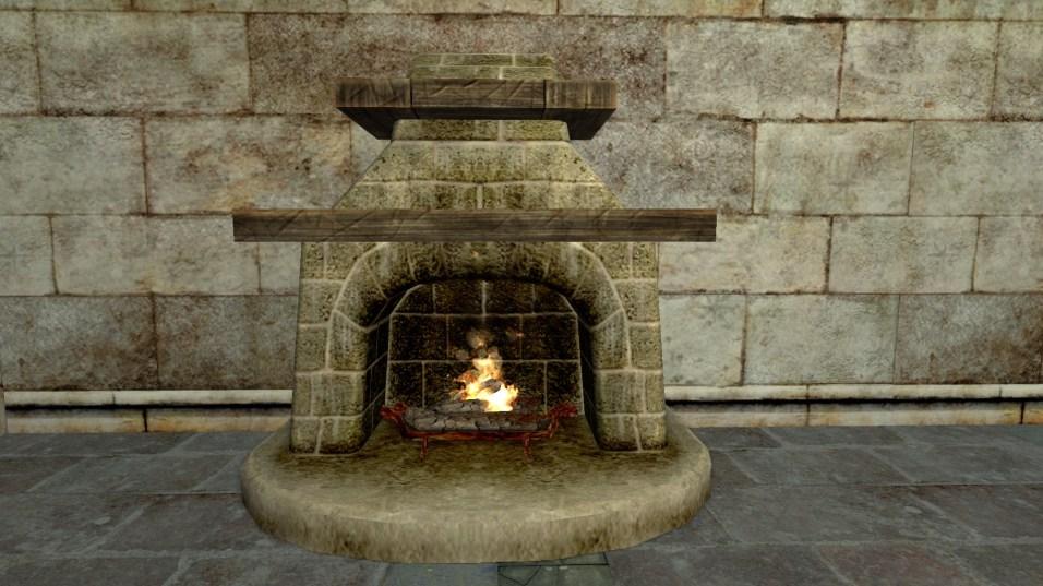 cheminée en pierre 6