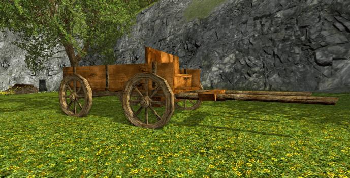 Chariot des Rohirrim