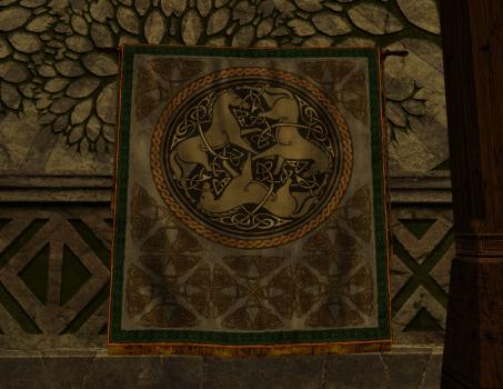 Petite tapisserie des Rohirrim