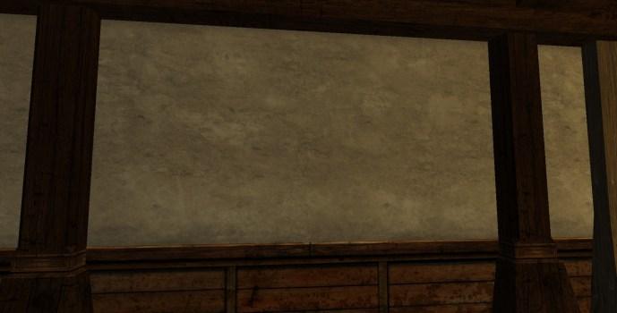 Mur en Plâtre Texturé