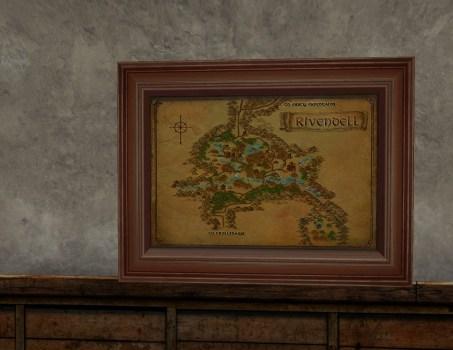 Carte de Fondcombe