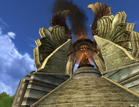 Feu d'Alarme du Gondor