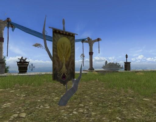 Étendard de bataille de la Lorien