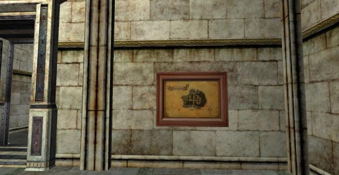 Carte du Grand Escalier