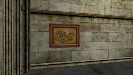 Carte de la Trouée des Trolls