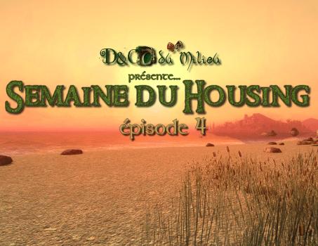 Semaine du Housing #4: Les 10 sélectionnés