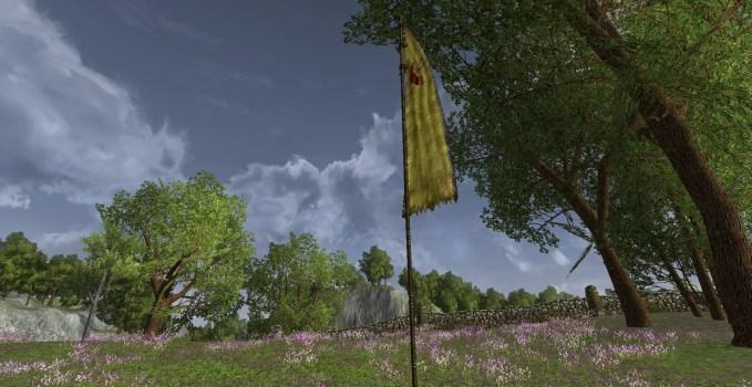 Fanion de la Haute Lande