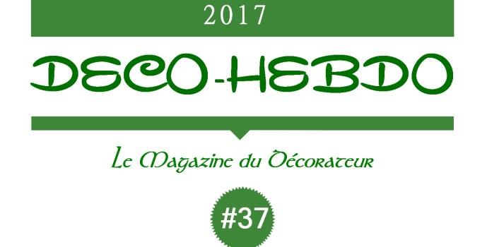 Déco-Hebdo #37 : Spécial U21.3