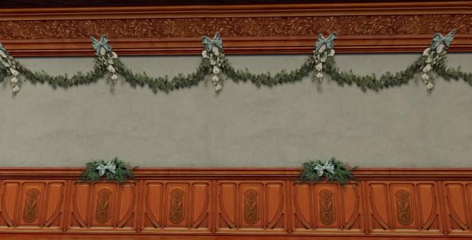 Mur Festif des Elfes pour Yule