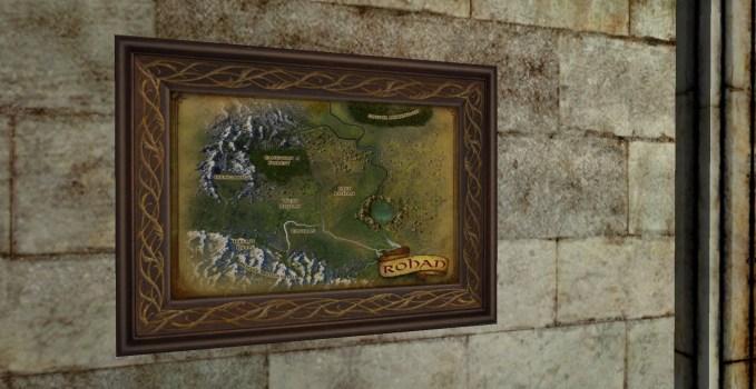 Petite carte du Rohan (2e édition)
