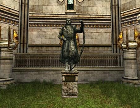 Statue de Brand