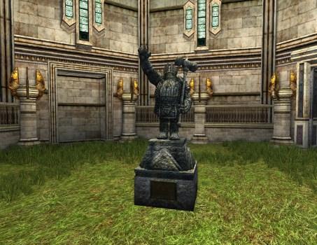 Statue de Dáin