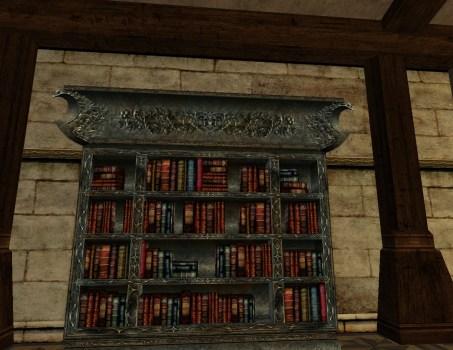 Bibliothèque du Savoir Oublié du Mordor
