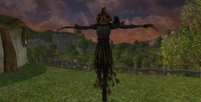Scarecrow (Épouvantail 2018)