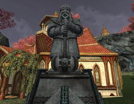 Statue de Balin V