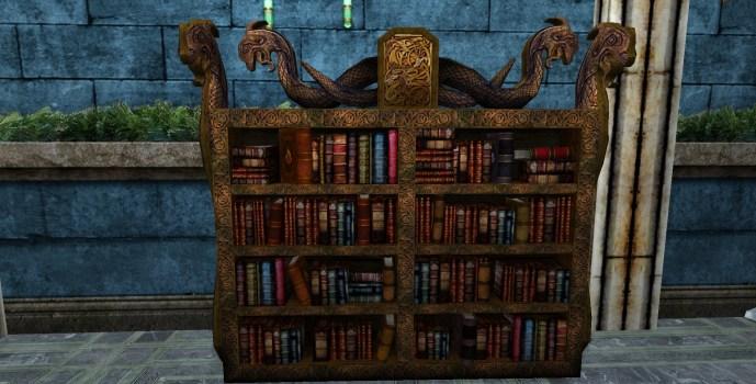 Bibliothèque du Savoir Oublié du Rhovanion