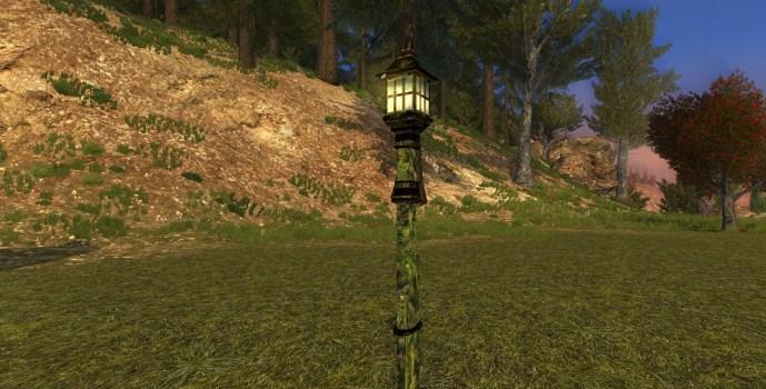 Lanterne de la Forêt (Forest Lantern)
