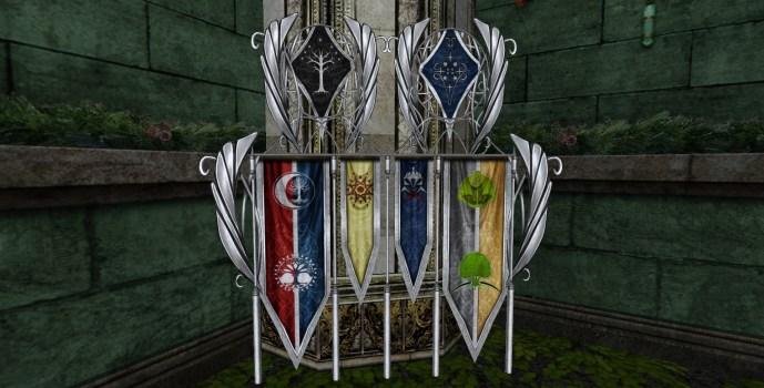 Blason de la Grande Alliance (Blazon of the Great Alliance)